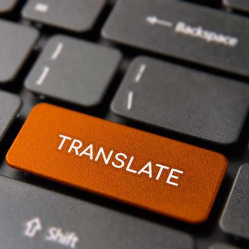 Master oficial traducción especializada
